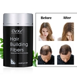 Picture of US-Dark Dexe Hair Building Fibers,Miyshow Hair Loss Products Hair Fibers for Thinning Hair- Natural Hair Loss Concealer for Women and Men-Immediate Effect